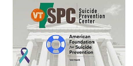 Suicide Prevention Day at the Vermont State House tickets