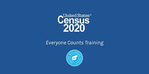 2020 Census: Everyone Counts Training