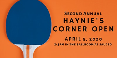 2nd Annual Haynie's Corner Open