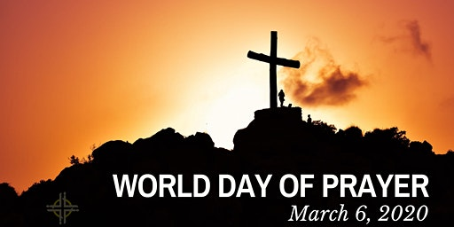 2020 World Day of Prayer with Rev. Dr. Peter Marty