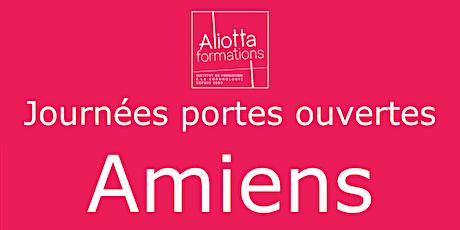 Ouverture prochaine: Journée portes ouvertes-Amiens le Prieuré billets