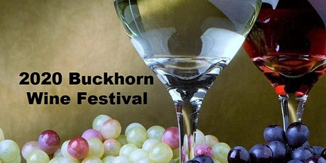 2020 Buckhorn Fire Company Wine Festival tickets