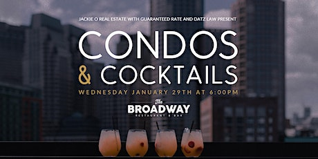 Condos and Cocktails tickets