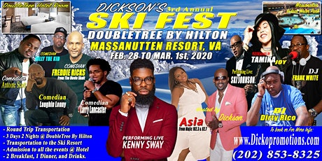 3rd Annual Dicko's SkiFest Weekend tickets