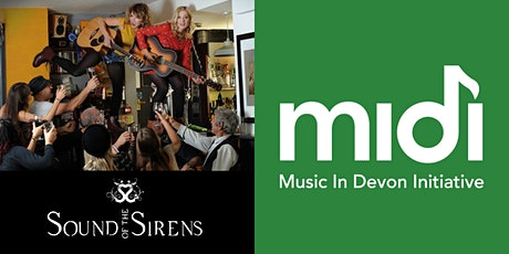 MIDI Membership Scheme - Talk & Q&A with Sound of the Sirens tickets