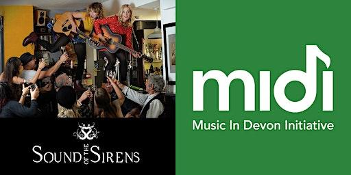 MIDI Membership Scheme - Talk & Q&A with Sound of the Sirens