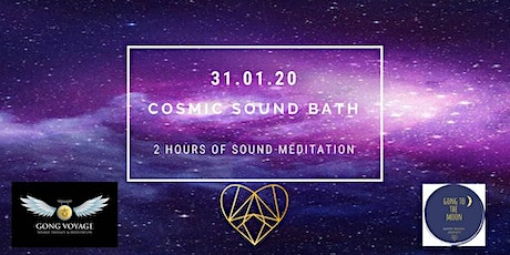 Cosmic Sound Bath 2020 tickets