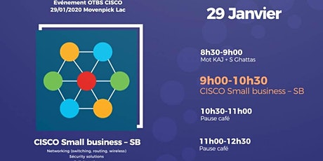 Cisco Business Solutions tickets