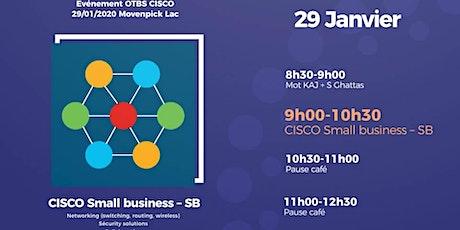 Cisco Business Solutions billets