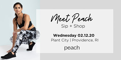 Meet Peach Sip + Shop  | Providence, RI