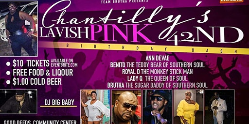 Chantilly's Lavish Pink 42nd Birthday Bash