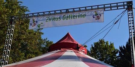 Zirkus Datterino Aufführung 4. Woche