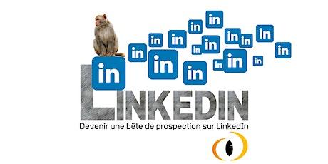 M3 - Formation Trouver de nouveaux clients sur LinkedIn tickets