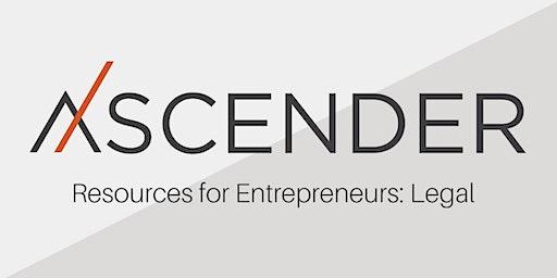 Resources for Entrepreneurs: Legal