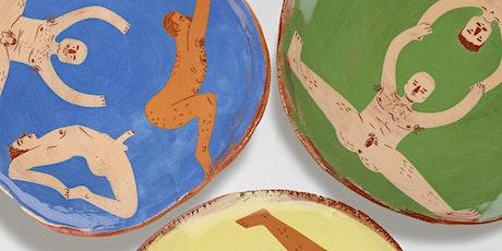 Ceramics Workshop with Morgan Dowdall tickets