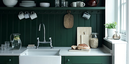 HOW TO DECORATE YOUR KITCHEN AT FARROW & BALL ESHER