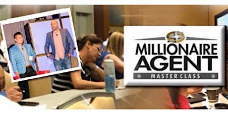 Millionaire Agent Master Class tickets