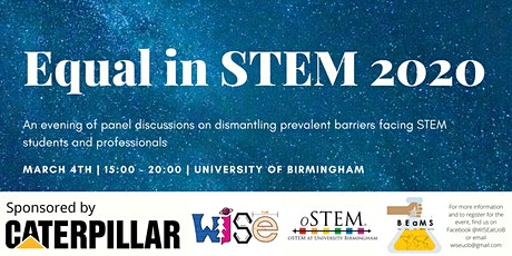 Equal in STEM 2020 tickets