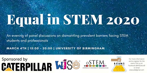 Equal in STEM 2020