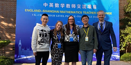 ***CANCELLED***  Secondary School Shanghai Exchange - Open Lesson tickets