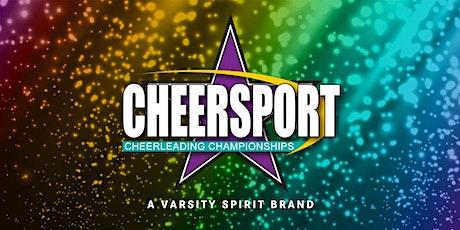 2020 CHEERSPORT National Championship tickets