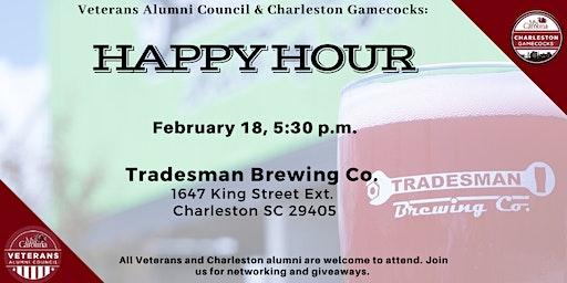 Veterans Alumni Council & Charleston Gamecocks Happy Hour