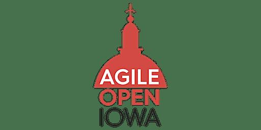 2020 Agile Open Iowa - Des Moines, IA