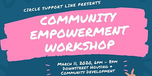 Community Empowerment Workshop