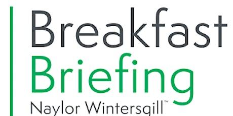 Breakfast Briefing: Budget 2020 tickets