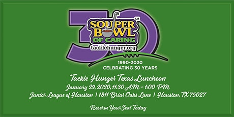 Souper Bowl of Caring 30th Anniversary Luncheon tickets