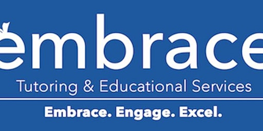 Embrace Tutoring: SAT Review Session (Math/ Writing & Language/ Reading) - Sunday, March 8th, 2020