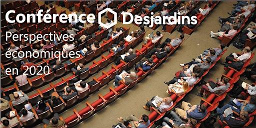 Conférence - Perspectives économiques 2020
