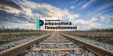 Séance d'information sur le Programme de Préparation à l'Investissement billets