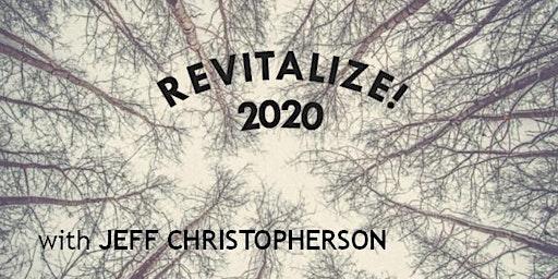 Revitalize! 2020