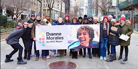 Team Dianne- Volunteer Training tickets