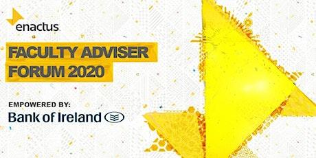 Enactus Ireland Faculty Adviser Forum - February 2020 tickets
