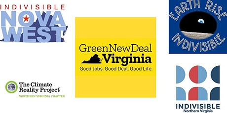 Climate Change and the Green New Deal Virginia tickets