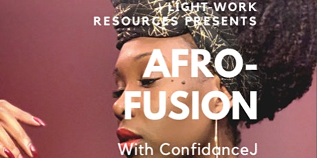 Afro-Fusion Dance tickets
