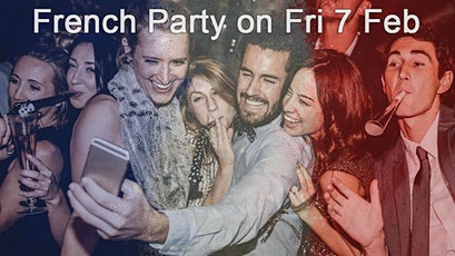 French Party on Fri 7 Feb tickets