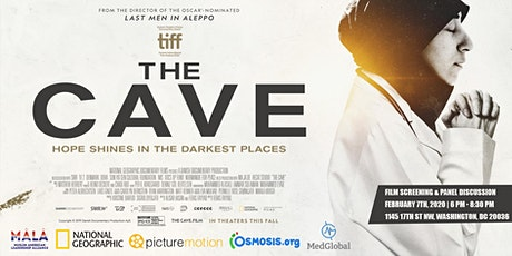 THE CAVE: HOPE SHINES IN THE DARKEST PLACES tickets