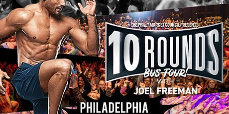 10 Rounds with Joel Freeman Philly Bus Tour tickets