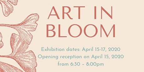 Art in Bloom tickets