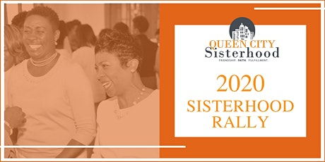 2020 Sisterhood Rally | Together We Thrive tickets