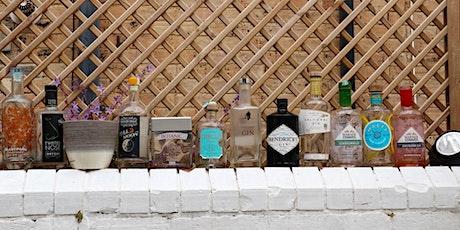 Gin Tasting at Ginjams tickets