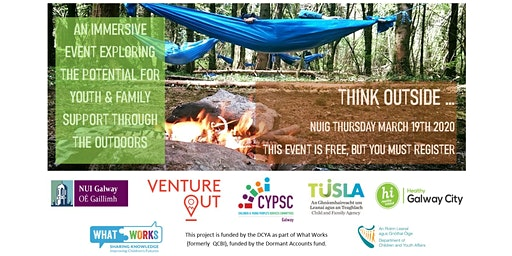 Think Outside, Networking and Information sharing event