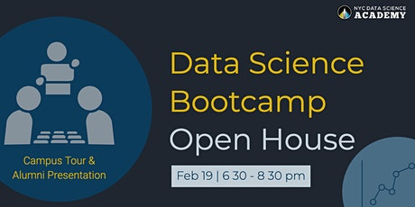 Bootcamp Open House | Data Science in NYC tickets