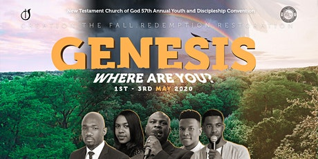 NTCG National Youth Convention 2020 tickets