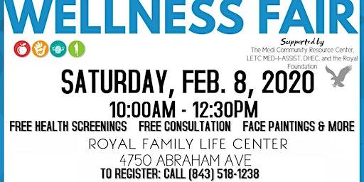 2020 Community Wellness Fair