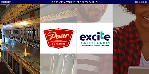 PCYP Networking Hosted by Pour Taproom, Sponsored by Excite Credit Union