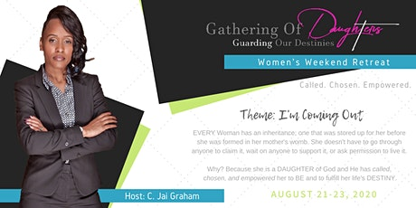 Gathering Of Daughters Weekend Retreat tickets